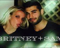 عکس های عاشقانه سام اصغری و دوست دخترش بریتنی اسپیرز