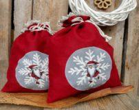 آموزش تصویری بسته بندی هدیه های عید نوروز و کریسمس