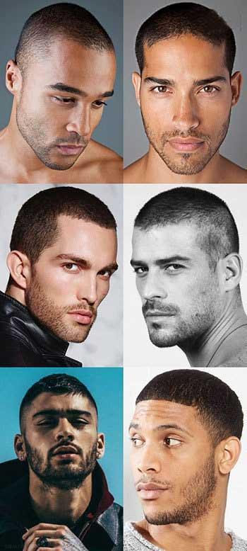 بهترین مدل ریش برای صورت گرد ، کشیده ، لاغر ، تپل
