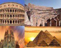 بناهای مشهور جهان که معماری فوق العاده زیبایی دارند
