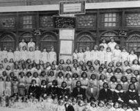 نخستین مدارس غیرانتفاعی در ایران + تصاویر