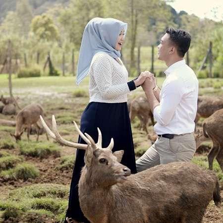 فیگور و ژست های رمانتیک برای عروس و دامادها + تصاویر