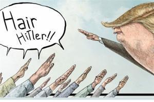 کاریکاتورهای ناب و زیبا با موضوع مرگ بر آمریکا