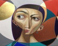 نقاشی های دیواری با القا از سبک پیکاسو + تصاویر