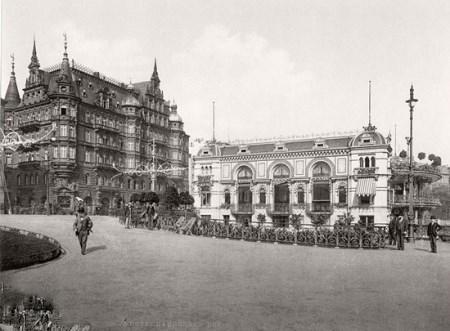 عکس های تاریخی قدیمی از کشور آلمان