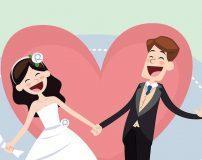 سری جدید پیامک های تبریک عروسی