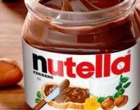 مضرات وحشتناک و عوارض مصرف شکلات نوتلا Nutella