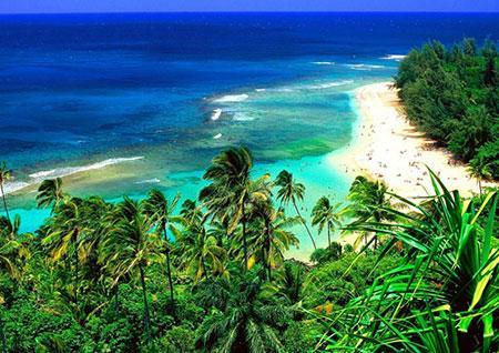 عکس هایی از جزیره ی هاوایی