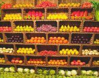 رنگ های میوه ها بیانگر چه چیزی هستند؟
