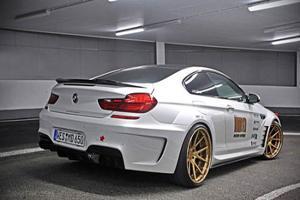 خودرو BMW سری 6 مدرن شبیه کوسه ماهی + تصاویر