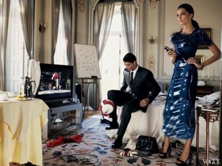 عکس های لخت و برهنه رونالدو و دوست دخترش ایرینا شایک