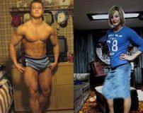 قهرمان پرورش اندام جهان تغییر جنسیت داد و زن شد + عکس