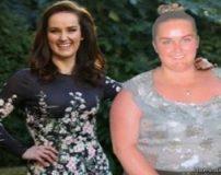 چاق ترین دختر جهان در شب زفاف باربی شد + تصاویر