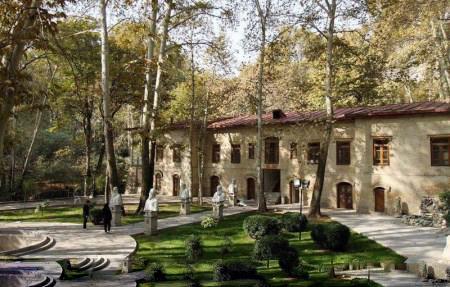 کاخ نیاوران محلی که محمدرضا پهلوی اقامت داشت + تصاویر