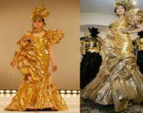 گرانقیمت ترین لباس عروس زن شاهزاده سعودی + تصاویر