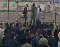مصاحبه جنجالی قبل از اعدام از دو سارق مسلح + تصاویر