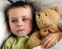 سرماخوردگی کودکان زیر یک سال