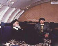 عاقبت همسفران امام خمینی در پرواز سال 57 + تصاویر