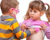 کنترل غریزه جنسی فرزند در سنین کودکی و نوجوانی