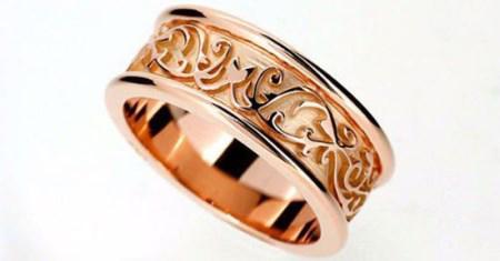 انگشتر طلا مردانه | انگشتر نقره مردانه
