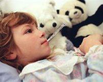سرماخوردگی کودکان سه ساله
