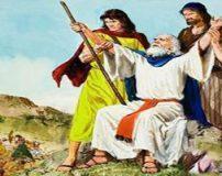 ماجرای عجیب قبض روح حضرت موسی توسط عزرائیل