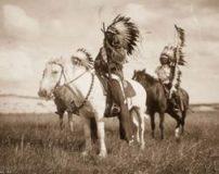 بومیان و سرخ پوستان آمریکا در 100 سال پیش + تصاویر