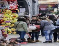 مراسم روز ولنتاین در کشورهای عربی + تصاویر