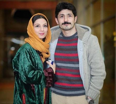 بیوگرافی مجتبی رجبی همسر حدیث میر امینی + تصاویر