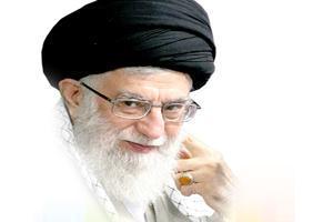 عکس های پسر و نوه امام خامنه ای در راهپیمایی 22 بهمن