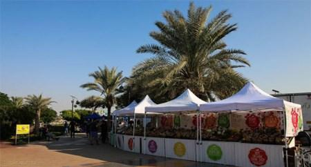 آشنایی با بازارهای محلی دبی + تصاویر