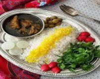 طرز تهیه قلیه ماهی با تمر هندی