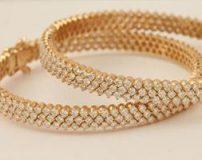 مدل دست بند های طلا دخترانه در طرح های شیک