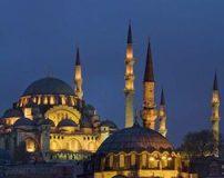 لیست مکان های زیارتی استانبول + تصاویر