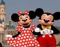 میکی و مینی موس دو شخصیت کارتونی با هم ازدواج کردند+ تصاویر