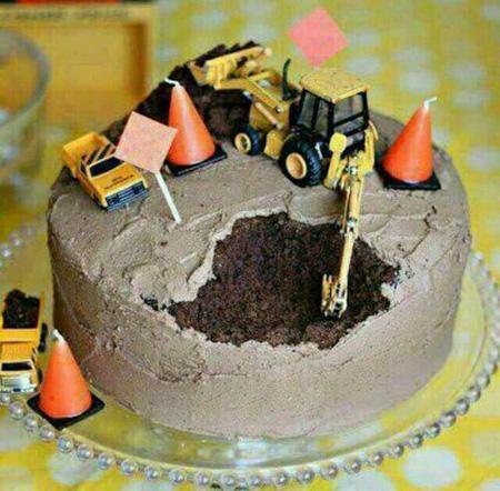 کیک روز مهندس برق | کیک روز مهندس عمران و مکانیک