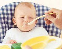 طرز تهیه فرنی برای نوزاد