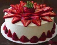 خامه کیک چگونه درست میشود