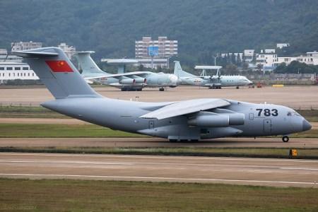 هواپیمایی که لقب دختر چاق چینی را گرفت + تصاویر