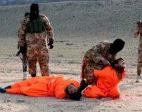 عکس های بریدن سر افغانی ها توسط داعش (20+)