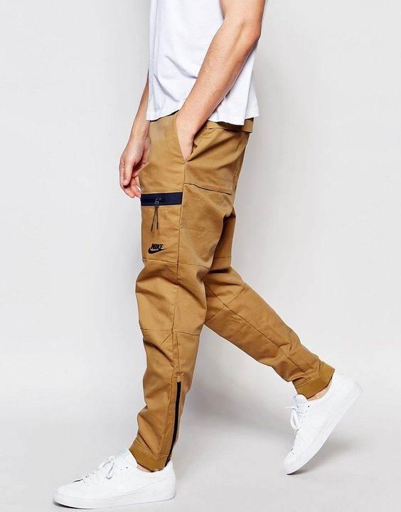 انواع جدیدترین مدل های شلوار مردانه فاق بلند اسپرت