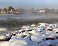 رودخانه تورن تمیز ترین رودخانه در شمال سوئد و فنلاند + تصاویر