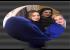 نرگس محمدی با مدل موی زیبا در کنار خواهر و مادرش + تصاویر