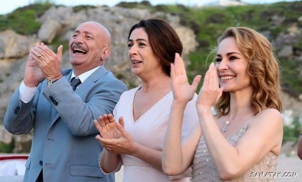 نشه بایکنت neşe baykent بازیگر زن ترکیه (عکس)