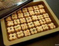 طرز تهیه شیرینی نخودچی با کره مخصوص عید نوروز