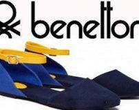 مدل کفش بهاری زنانه بنتون Benetton