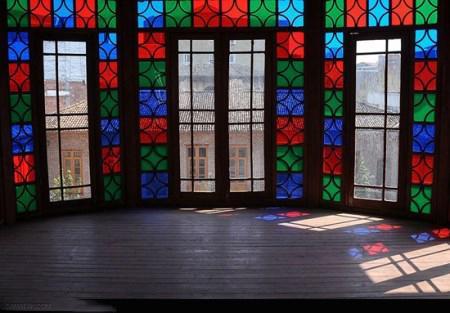 خانه قدیمی فاضلی در شهر ساری + تصاویر