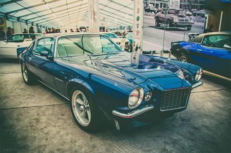 ترنس های تهران ماشین های قدیمی آمریکایی در نمایشگاه خودرو تهران