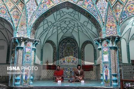 مکان های گردشگری و جاهای دیدنی شهر اراک + تصاویر