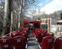 تهران گردی با اتوبوس های سقف کروک